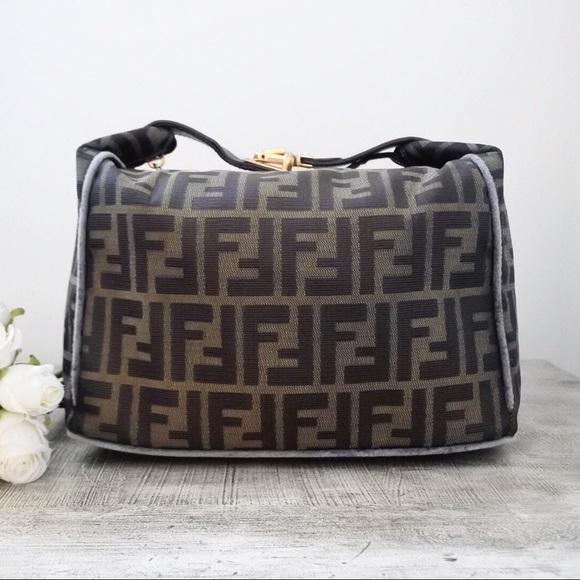 31c1cc678ce Fendi Bags | Zucca Forever Boston Handbag | Poshmark